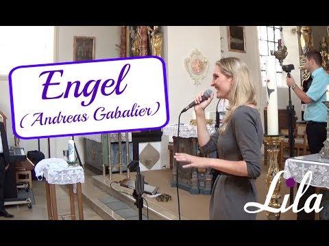 Engel - Andreas Gabalier live gesungen auf einer Taufe von Lila
