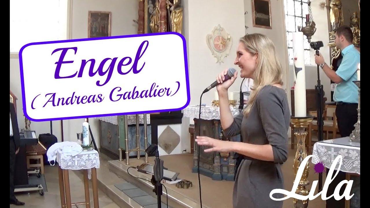 Engel Andreas Gabalier Live Gesungen Auf Einer Taufe Von Lila