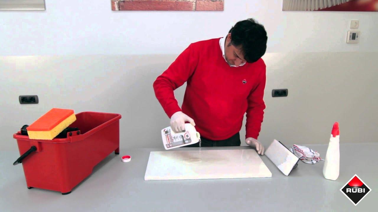 Como limpiar manchas en marmol rubi rc 21 quitamanchas for Quitar manchas marmol lavabo