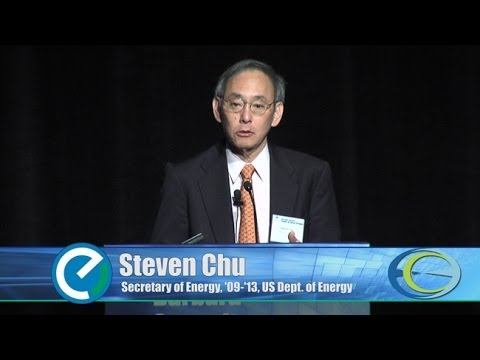 UCSB 2013 Summit on Energy Efficiency -- Steven Chu Keynote