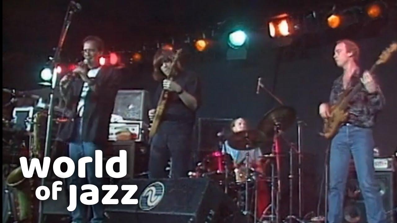 Michael Brecker Band - Upside Downside - 11 july 1987 • World of Jazz