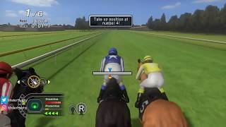 [PS3]Champion Jockey G1 Jockey + Gallop Racer [EASY MODE] HORSE RACING