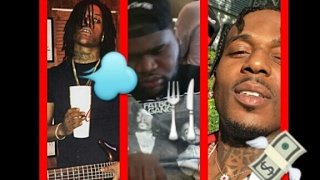 Rico Recklezz Has Words With Sauce Walka & Fat Boy SSE