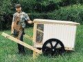 ChickShaw MiniMe - Mobile Chicken Coop PLANS