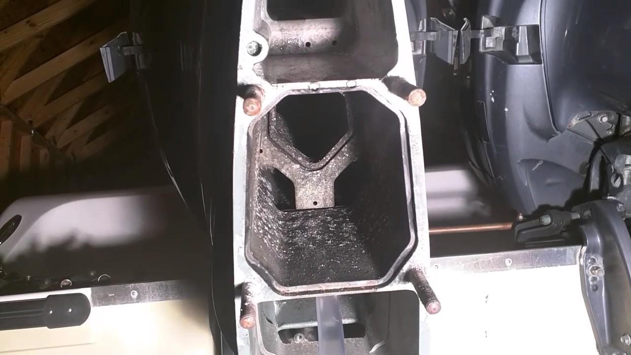 Yamaha Exhaust Corrosion test - failed!