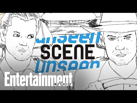 An unseen 'Justified' car shootout from season 6, animated