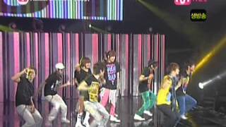 SS501 - A Song Calling For You Remix (2008.05.22 Mnet Countdown)