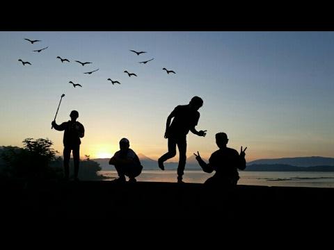 Cara Edit Foto Ada Gambar Burung Di Langit Menggunakan Picsart Youtube