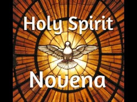 Final Prayer - Novena to the Holy Spirit 2019 - Novena Prayers