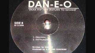 Dan-E-O -- Dear Hip Hop (Return To Sender) (OG / instru) snippet