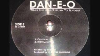 Dan-E-O -- Dear Hip Hop (Return To Sender) (OG / instru) snippet