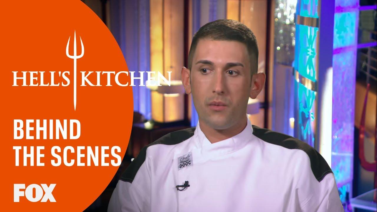 contestant: nick | season 14 | hell's kitchen - youtube