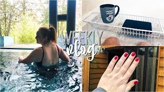 Weekly Vlog #179 | Limewood Hotel Spa Day 🌿