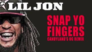 Lil Jon - Snap Yo Fingers (Candyland