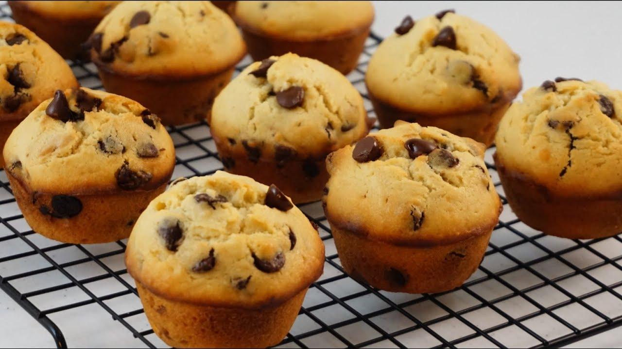 Chocolate Chip Muffin Easy Recipe