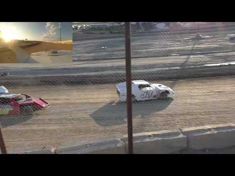Rattlesnake Raceway 8/10/19 Mod Mini Heat 2