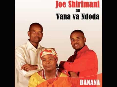 Joe Shirimani na vana va ndhondha