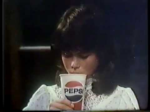 Pepsi 1980s Tall Girl Dancing Commercial