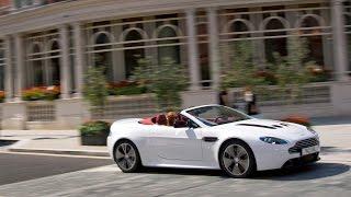 Aston Martin V12 Vantage Roadster 2013 Videos