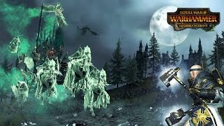 Total War Warhammer -The Grim and the Grave DLC Unit Overview (w/ Legend of Total War)