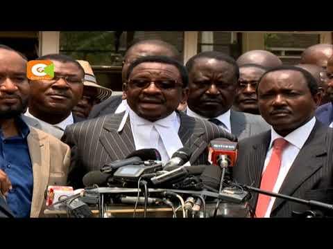 Supreme Court annuls Kenyatta re-election