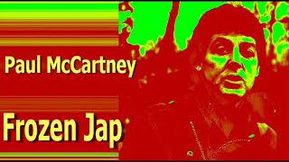 PAUL McCARTNEY  Frozen Jap
