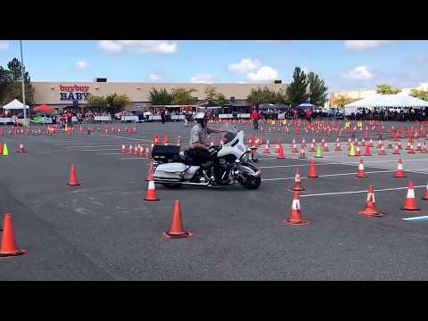 Fairfax Rider 92 - 2017 Mid Atlantic Police Motorcycle Rodeo. G&C Auto