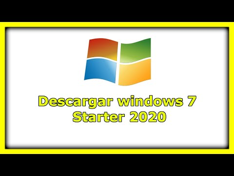 windows 7 starter 32 bits booteable