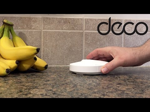 Deco M5 AC1300 - Mesh Networking from TP-Link