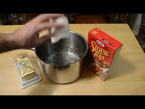 Happy Thanksgiving!! Special Kraft Stove Top Stuffing For Turkey Review