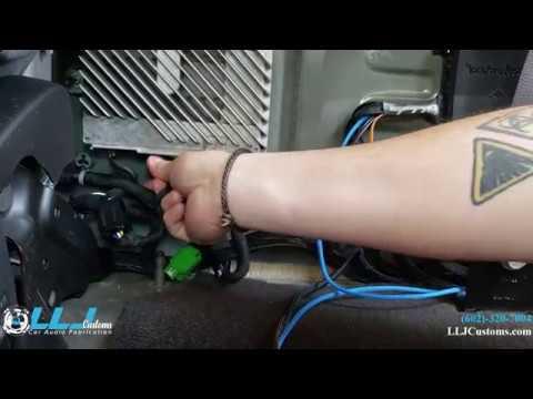 2014 silverado bose speaker wiring diagram 2014 15 16 17 18 2019 chevy gmc bose amp bypass youtube  2019 chevy gmc bose amp bypass