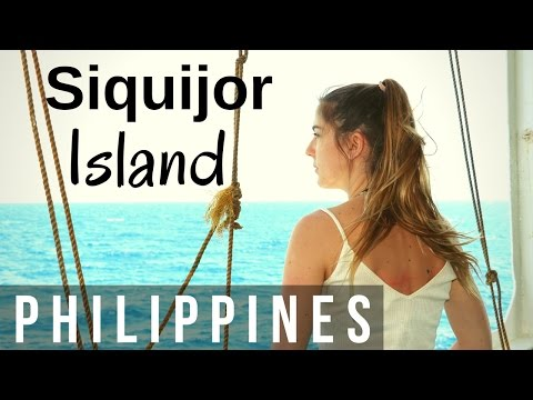 EXPLORING SIQUIJOR ISLAND | PHILIPPINES