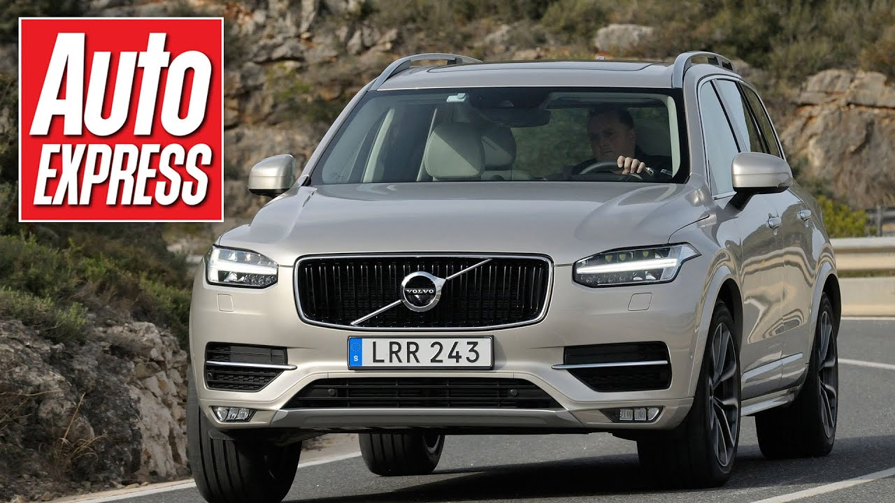 New Volvo XC90 review: the luxury SUV reinvented? - YouTube
