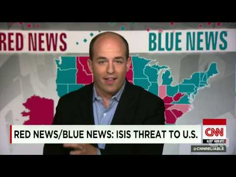 Red News/Blue News: ISIS threat to U.S. Part 1