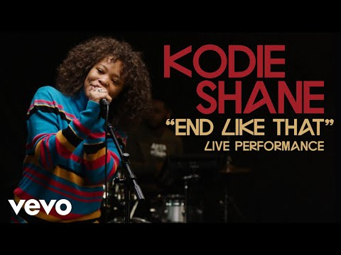 "Kodie Shane - ""End Like That"" Official Performance 
