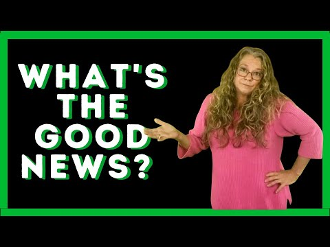 Whats The Good News? National Real Estate Market Update