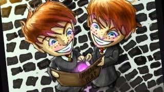 Fred And George Fanart