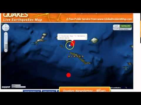 8 0 Earthquake Strikes Alaska