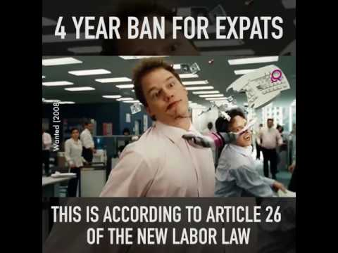 4 Year Ban for Expats in Qatar