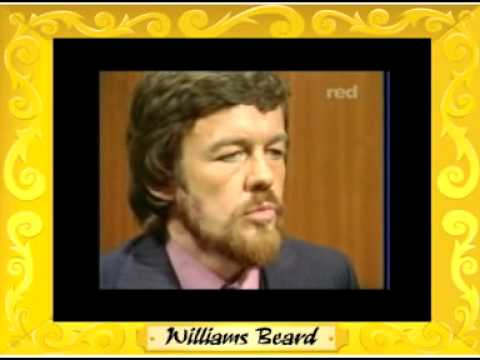 Special tribute to William's beard