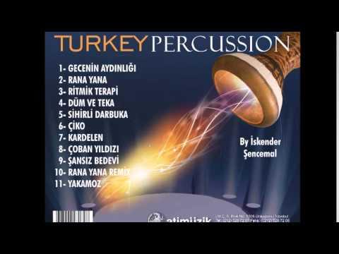 Turkey Percussion - Şansız Bedevi