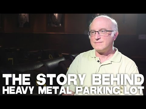 The Story Behind HEAVY METAL PARKING LOT by Jeff Krulik