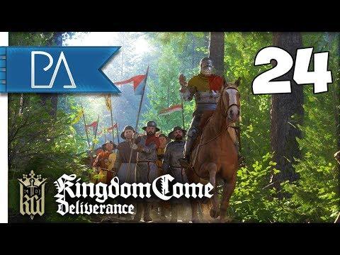 AMBUSHING ENEMY REINFORCEMENTS - Kingdom Come: Deliverance Gameplay #24