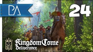 AMBUSHING ENEMY REINFORCEMENTS - Kingdom Come: Deliverance Gameplay #24