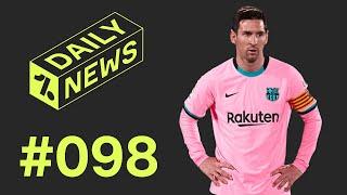 """PSG: Interesse an Cristiano Ronaldo! Führt Messi ein """"Terrorregime"""" bei Barca?"""