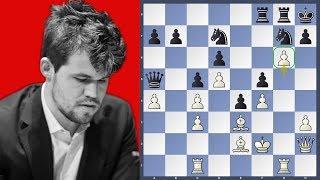 The World Champion vs 14-year old prodigy - Keymer vs Carlsen   Grenke Chess Classic 2019
