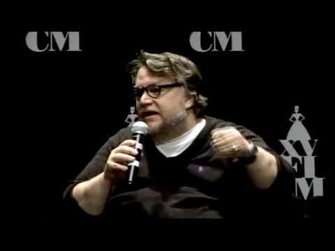 Primera clase magistral: Guillermo del Toro
