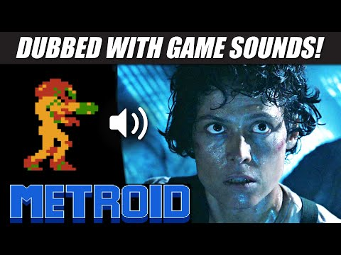 'aliens'-dubbed-with-metroid-game-sounds!-|-retrosfx