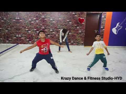 Happy Movie || Mass Beat || Dance Performance || Allu Arjun || Krazy Dance Studio ||