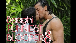 BAAGHI FUNNIEST BLOOPERS